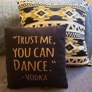 Small Decorative Pillow